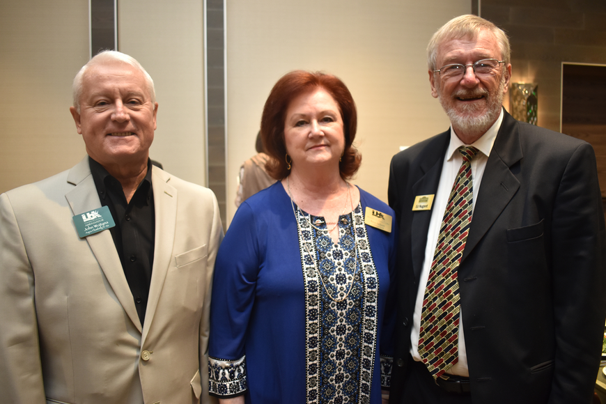 About 80 members attended the annual luncheon on March 13.