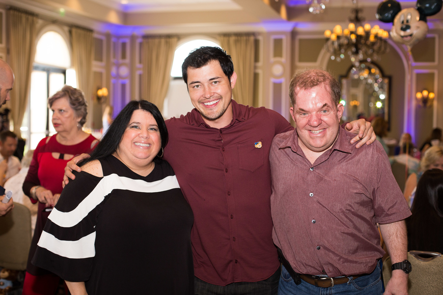 Susie Morales, Christopher Sean and Steven Ferguson