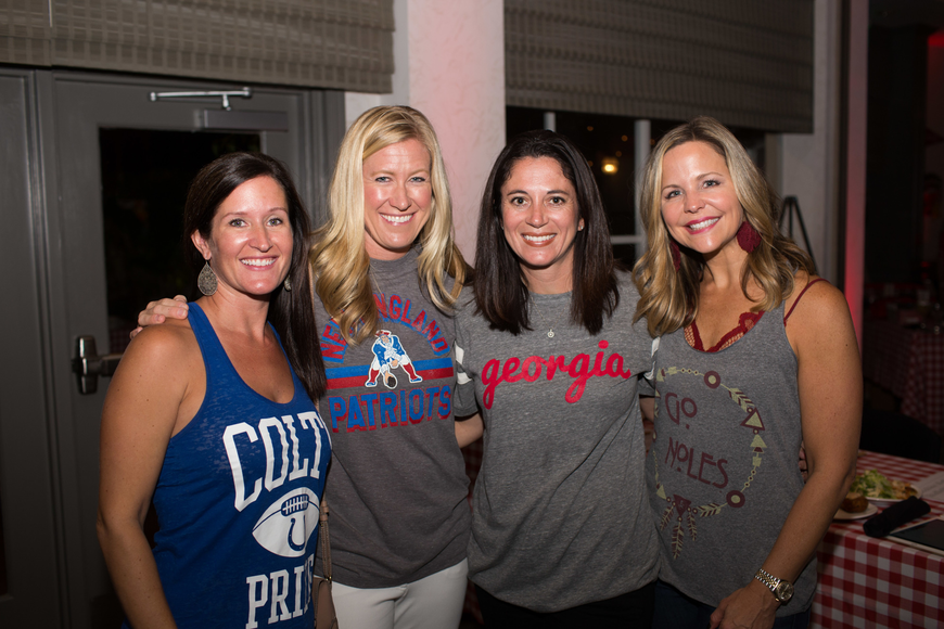 Kara Martin, Amber Lynch, Mandy Latta and Beth Bobb
