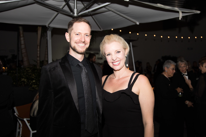 Co-Artistic Directors Brendan Ragan and Summer Wallace