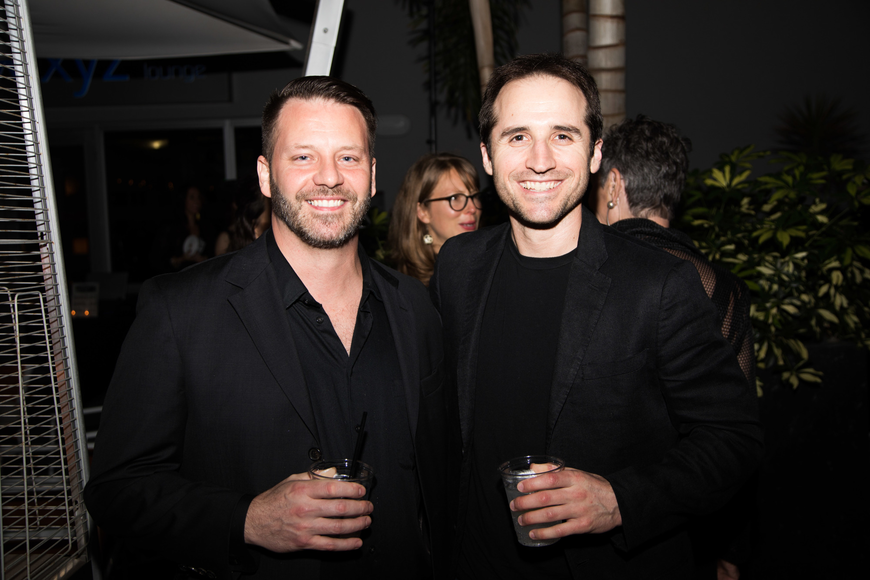 Jason Bricker and Mark Bernstein