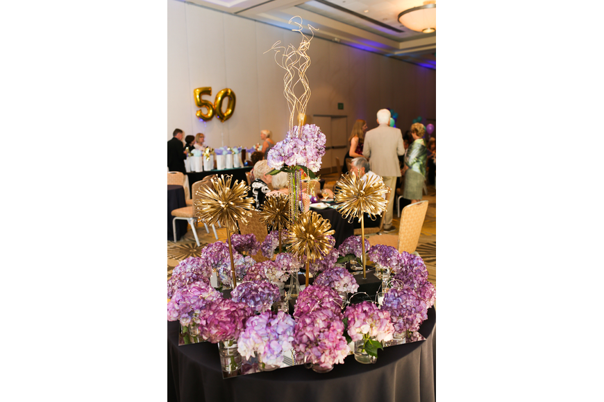 The party was hosted at Hyatt Regency Sarasota.