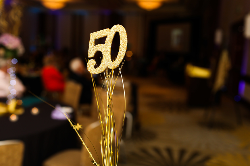 The Fine Arts Society of Sarasota celebrated 50 years.