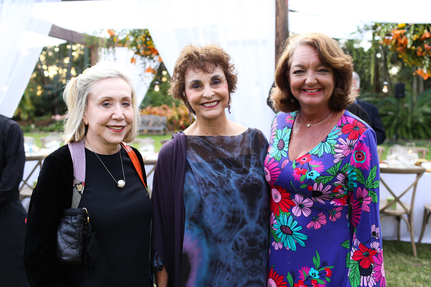 Rebecca Donelson, Joy Norwood and Mary Beth Goddard