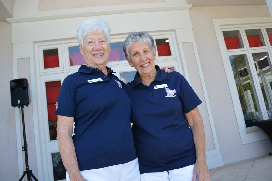 Tournament founders and organizers Kathi Skelton and Deb Kehoe are thrilled this year's even will raise more than $140,000.