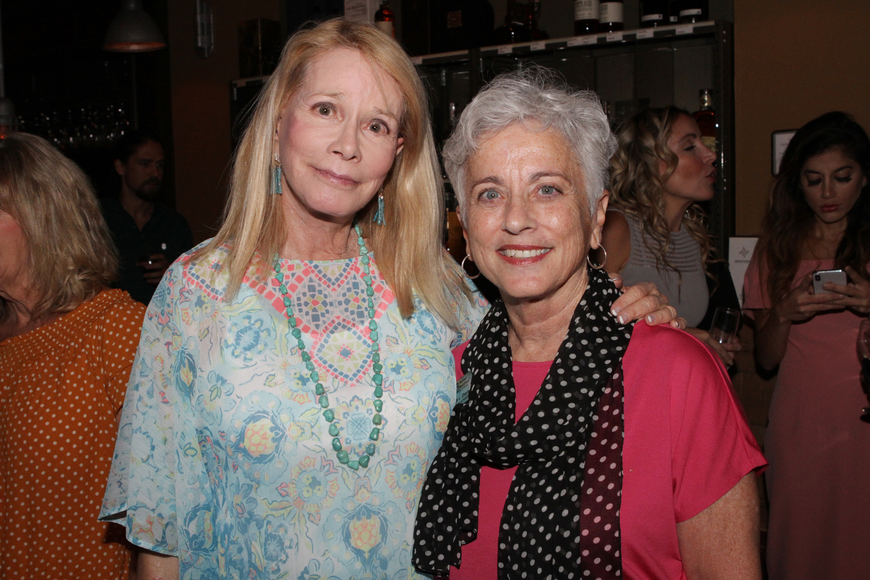 Fran Blum and Jan Chester