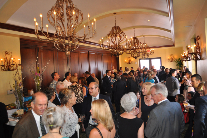More than 120 people attended the 20th anniversary ALSO Gala Friday, Sept. 7 at the Polo Grill in Lakewood Ranch.