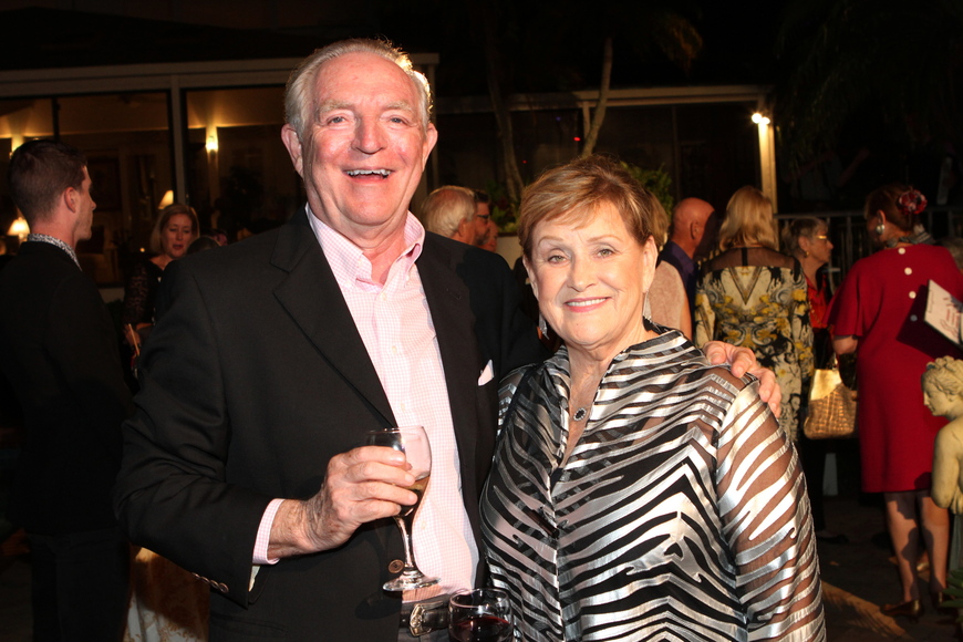 Alan and Jo Newberry