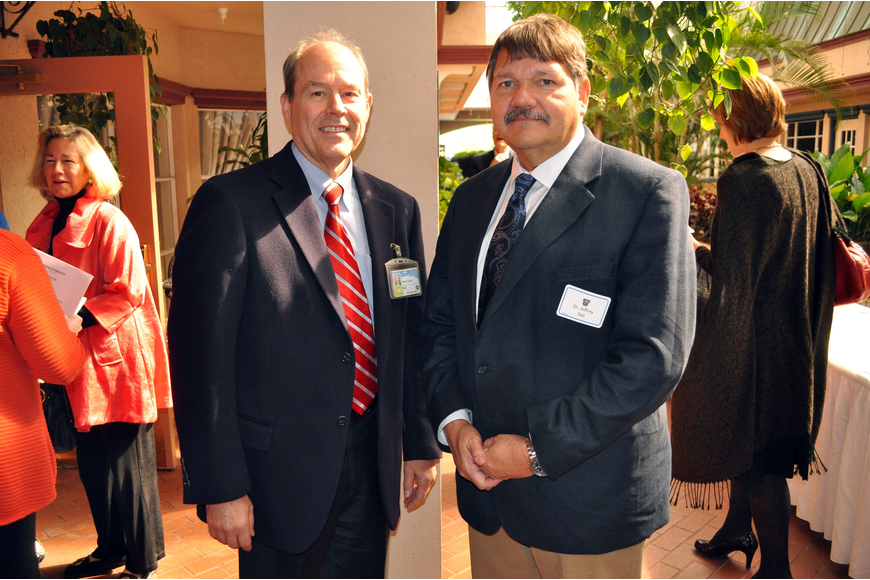 Dr. Steve Taylor and Dr. Jeffrey Sell