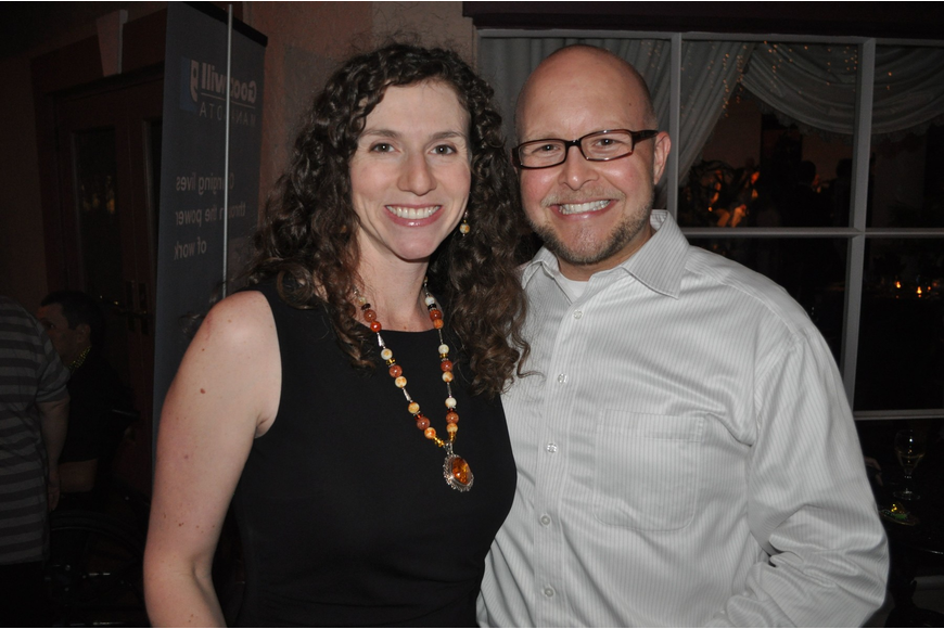 Dr. Emily and Dr. Michael Arsenault