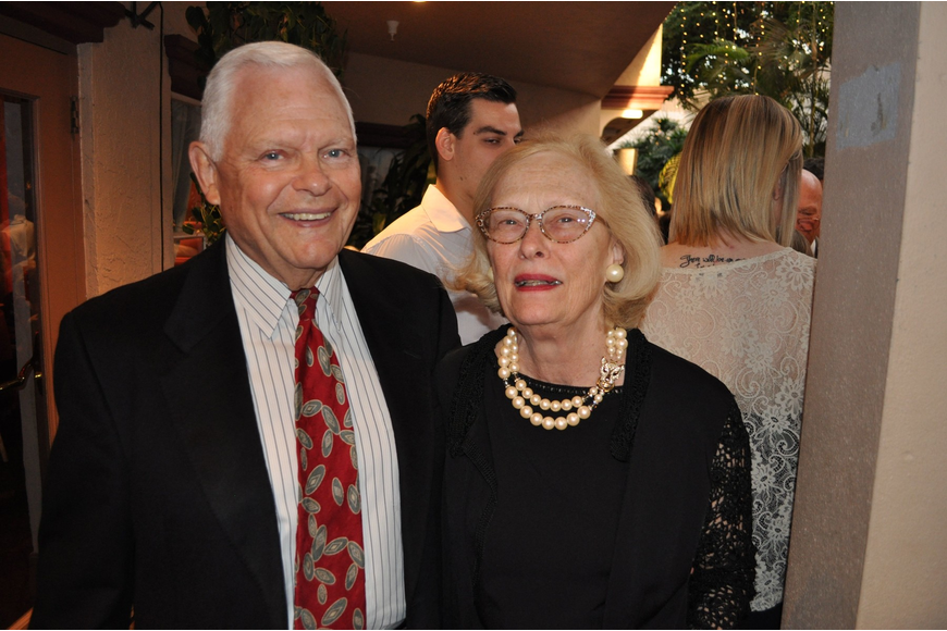 Bill and Sally Altman