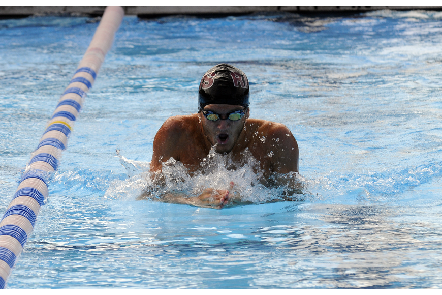 Riverview's Keanan Dols will look to follow up his district title in the 100 yard backstroke with another win at regionals. The Class 4A Region 2 swimming and diving championships start at 12 p.m. at the Orlando YMCA Aquatic Complex.