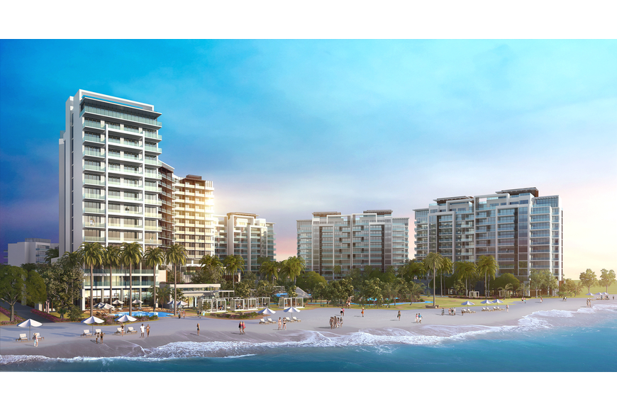 Unicorp National Developments is the official development partner of the Colony Beach & Tennis Resort Association.