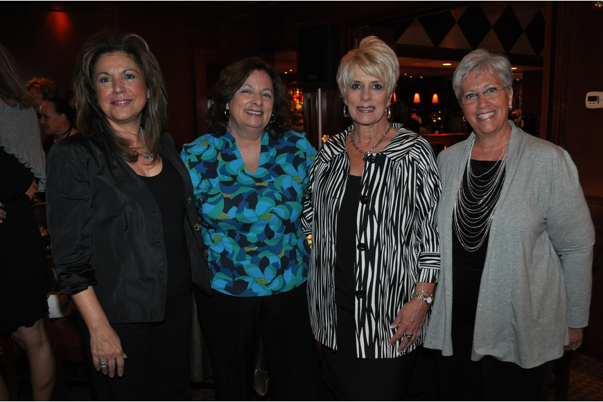 Denise Mei, Noreen Peterson, Lynette Pagley and Penny Nolan
