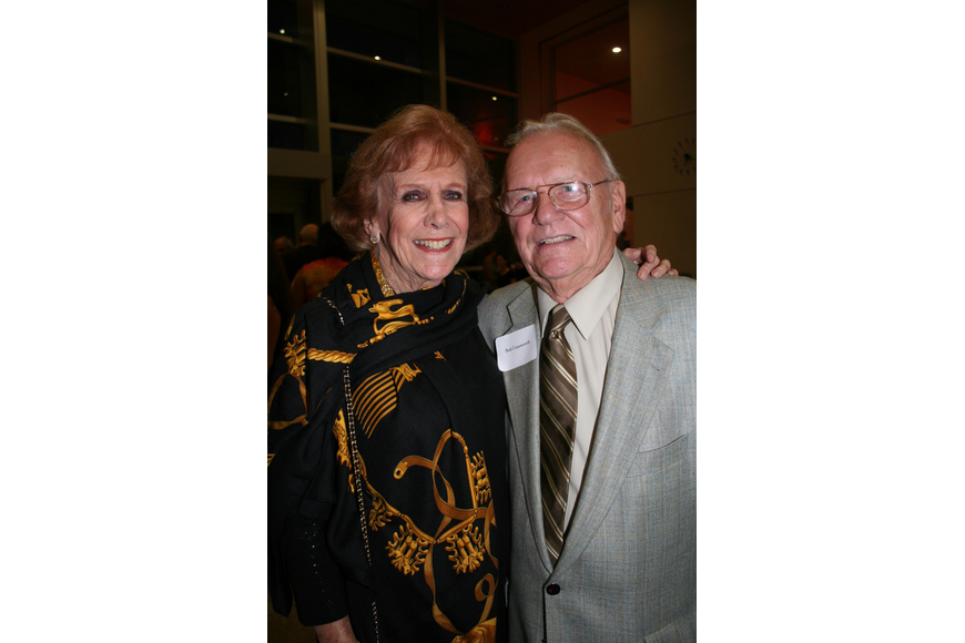 Joan Mendell and Bob Coppenrath