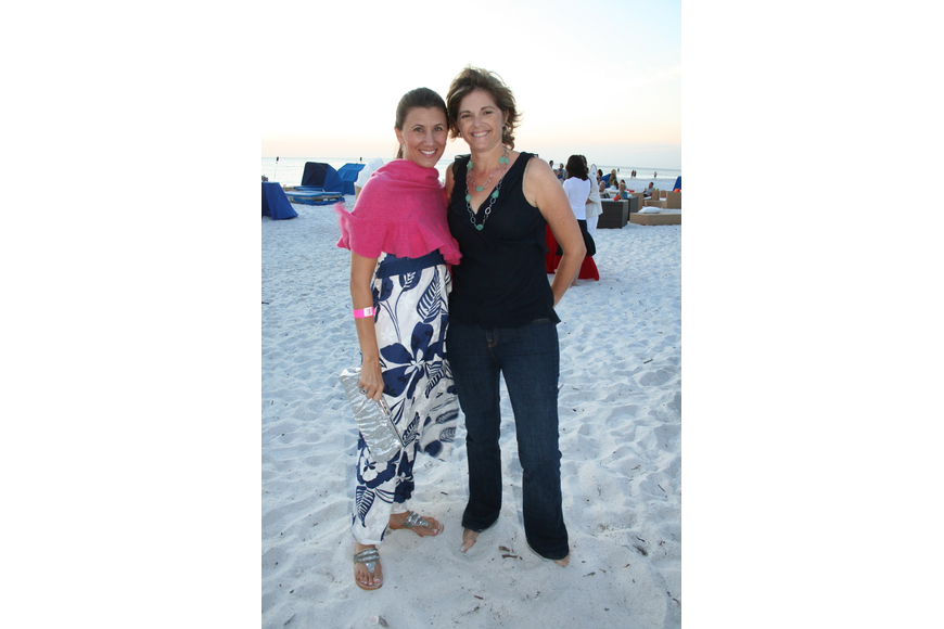 Dr. Allison Silver and Krista Toomre