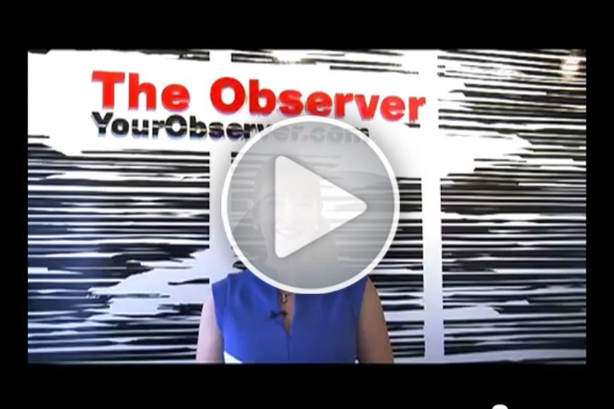 Join Emily Walsh for the Observer Daily Headlines. Image shown will not play video.