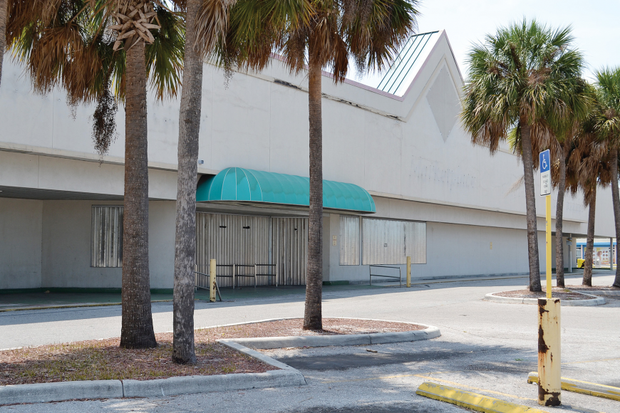 A new Walmart neighborhood market is coming to the site where Winn-Dixie operated a store for four decades. File photo.
