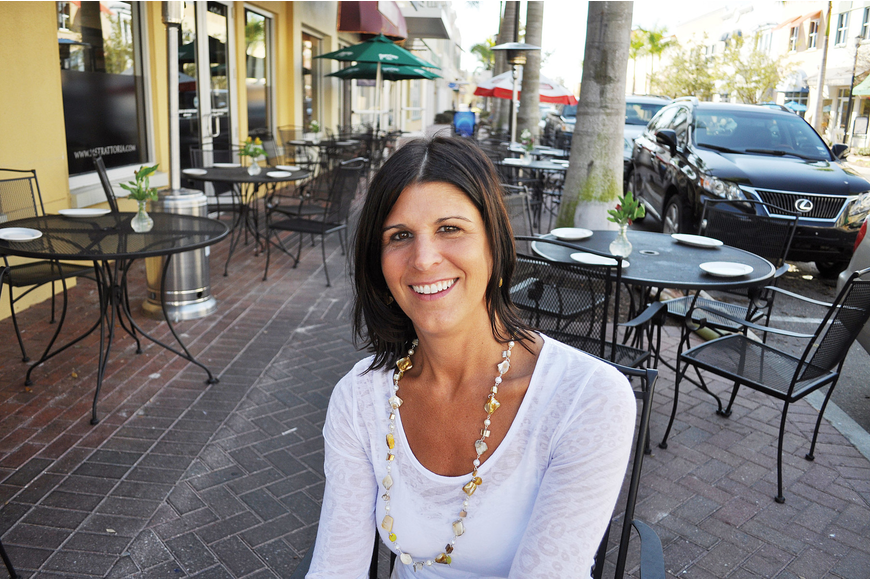 Lakewood Ranch Main Street Property Manager Julia DeCastro said the plaza is at 94% capacity.