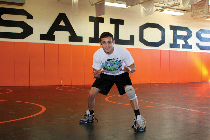 Meet this week's athlete of the week: Sean Dulom