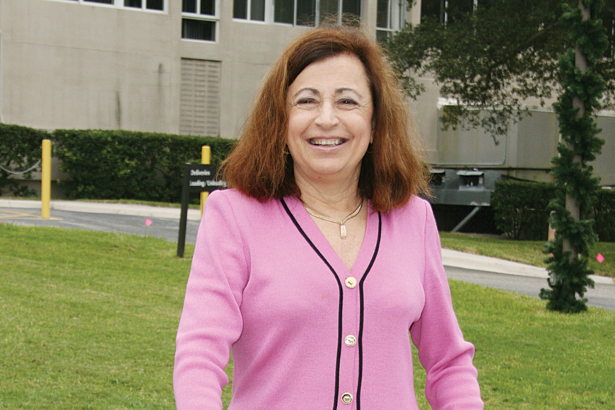 Jan Schneider holds a law degree and a doctorate in political science. A former Democratic candidate for the District 13 congressional seat, she practices law and lives on Bird Key.