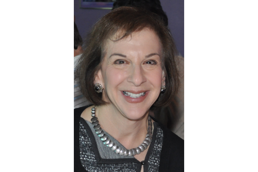 Sue Jacobson is a Sarasota lawyer and regional president of the American Jewish Committee.