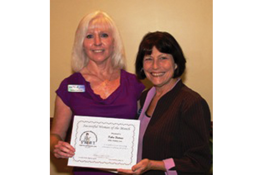 The Lakewood Ranch chapter of Successful Women Aligning Together has selected Debra Fortosis, of Elite Family Care, as