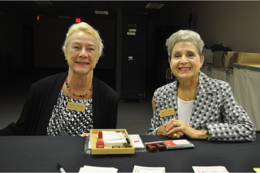 Barbara Driscoll and Janet R. Tolbert