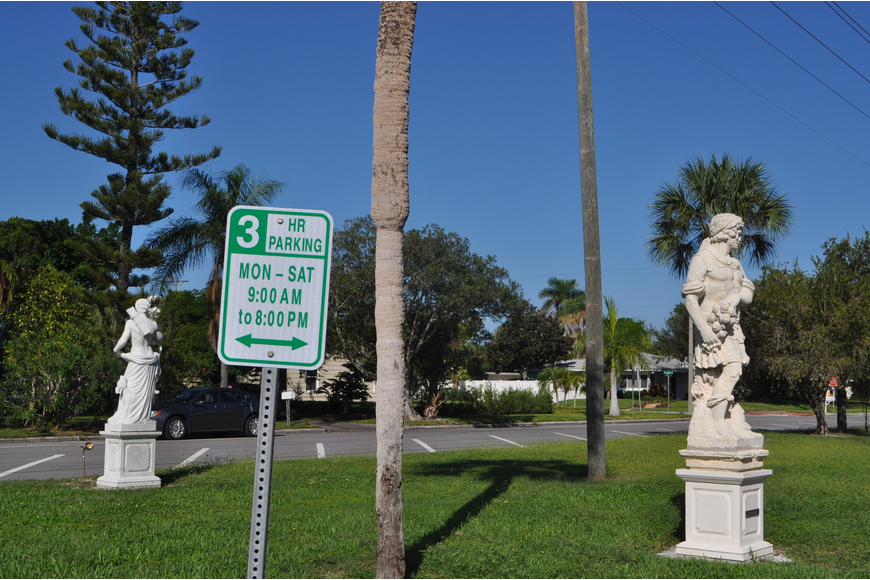 St. Armands merchants say the city's current parking enforcement on the Circle is too strict.