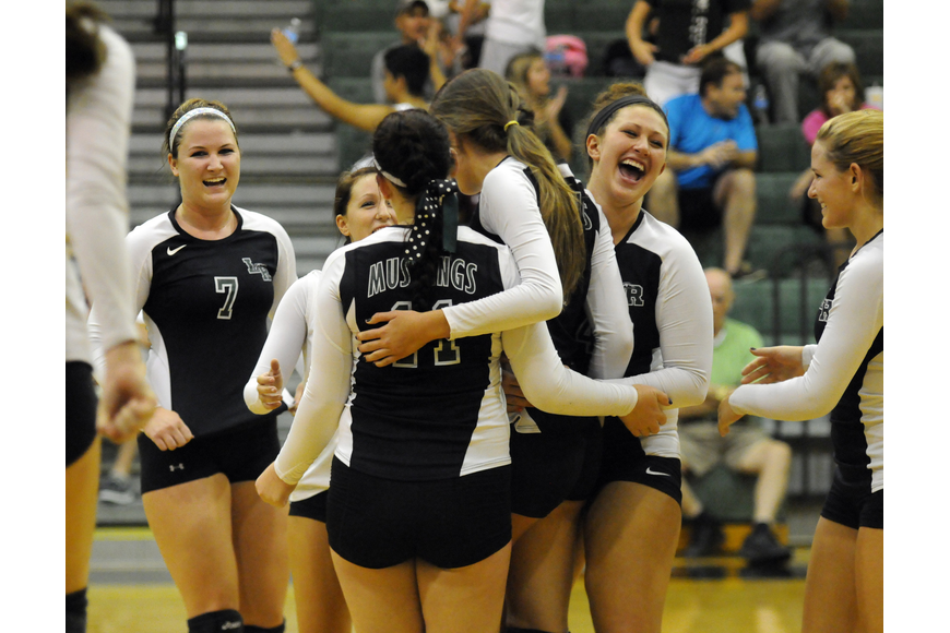The Lakewood Ranch High volleyball team will play in the Class 6A state semifinals Nov. 13 in Kissimmee.