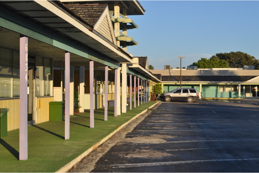 Whitney Beach Plaza will receive a complete renovation overhaul, according to its owners. A new roof could be start to be placed on the shopping center as early as next week.