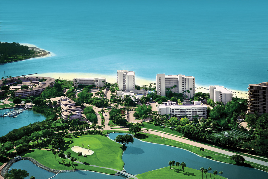 On Tuesday, Ocean Properties Ltd. announced it had reached an agreement with Key Club Associates, LP, to purchase all of the Longboat Key Club and Resort's assets from Loeb Partners Realty LLC for an undisclosed price. Courtesy photo.