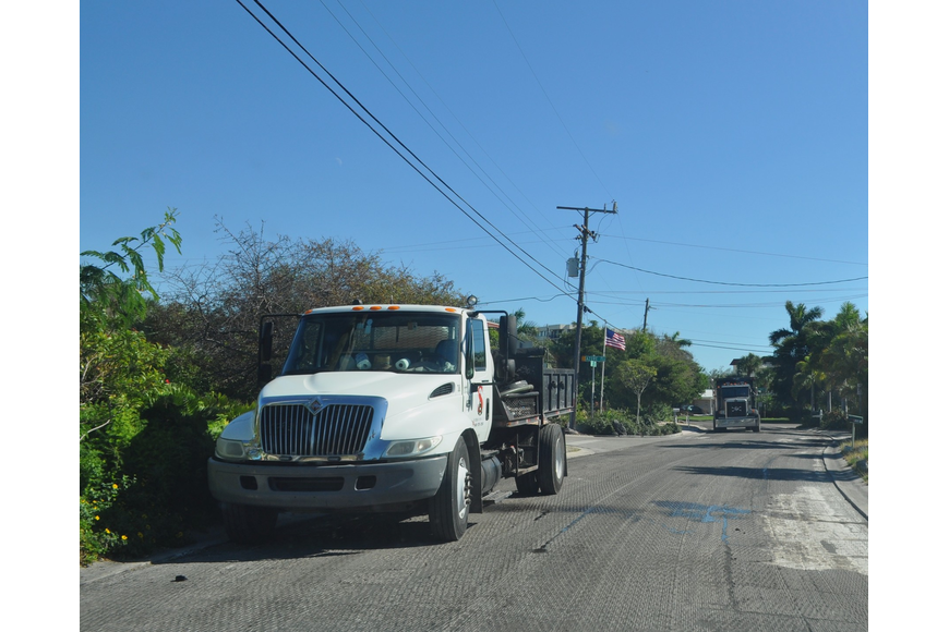 Sarasota County finished resurfacing parts of Siesta Isles on Siesta Key in December.