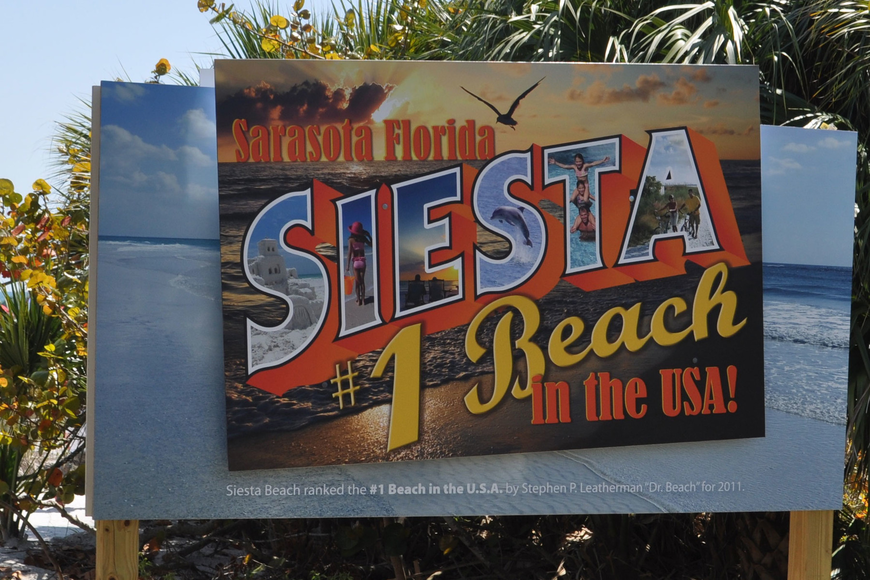 Voting for Florida's 'best beach town' ends Jan. 16. The winner will be featured in a USA Today travel story.