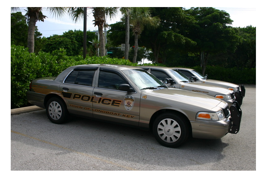 The town of Longboat Key saw burglaries rise when compared to last year, but total crime activity decreased in 2012.