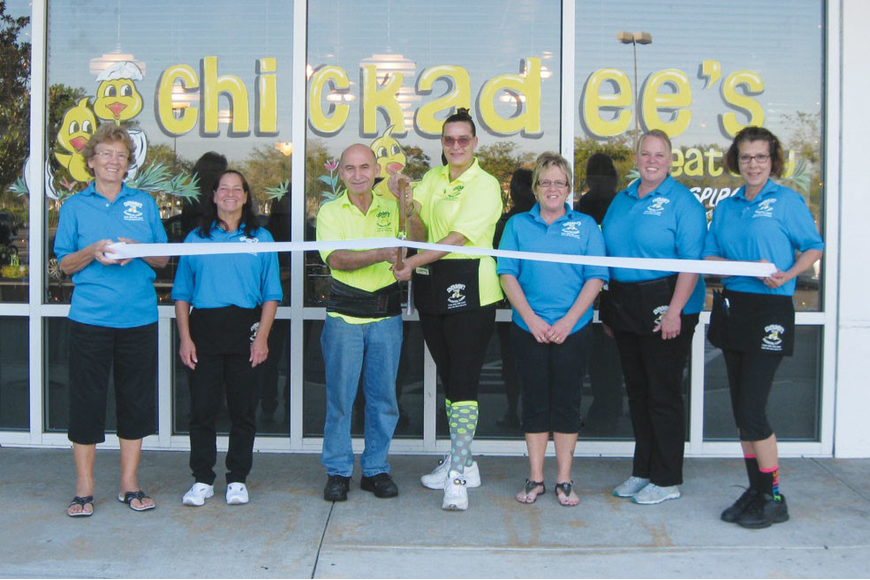 Chickadees Eatery opens in Bradenton Spiros and Jeanne Kambitsis