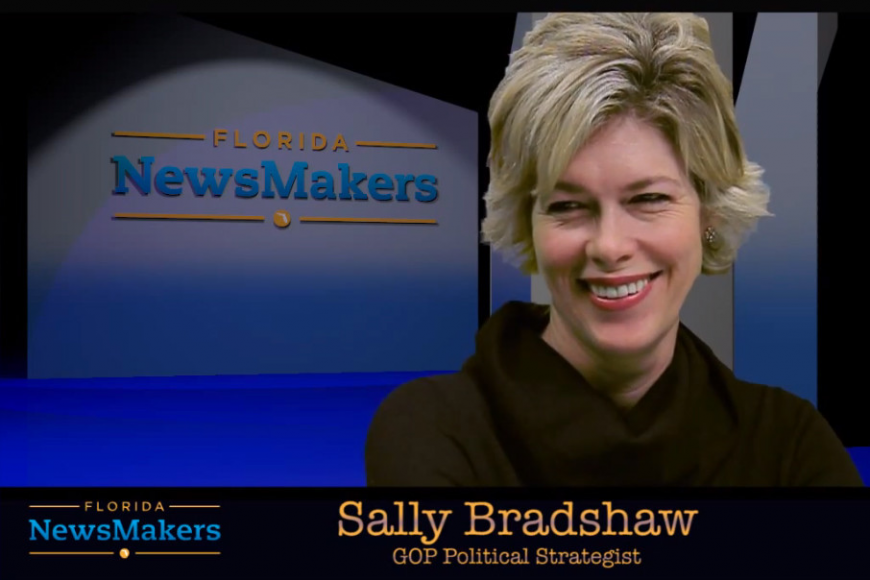 Sally Bradshaw is a GOP political strategist.
