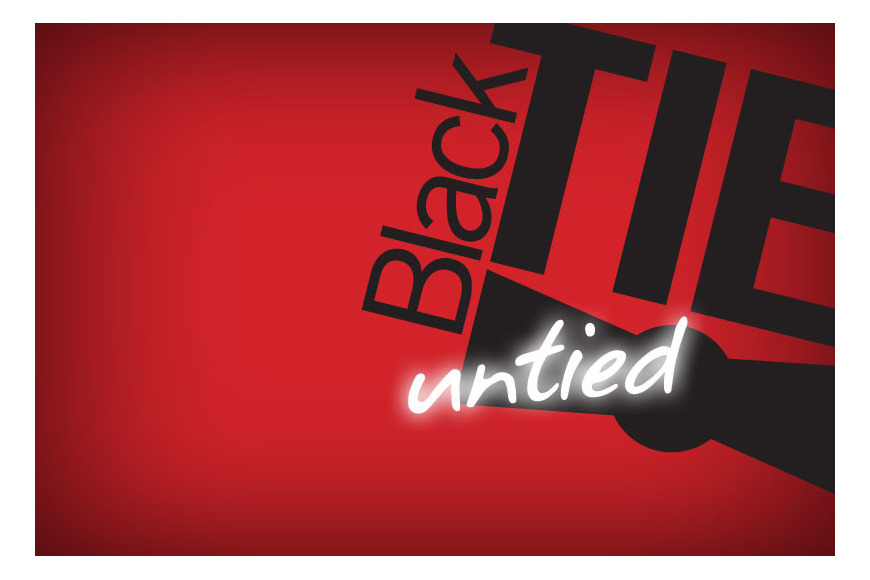 "Read up on last weekend's black tie events with ""Black Tie Untied!"""