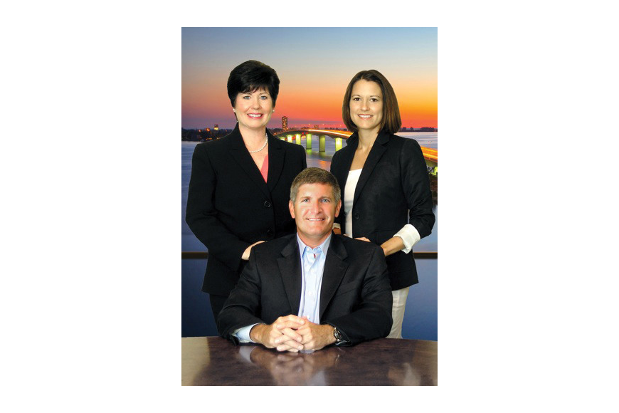 Sharon Chiodi, Joel Schemmel and Tracy Eisnaugle. Courtesy photo.