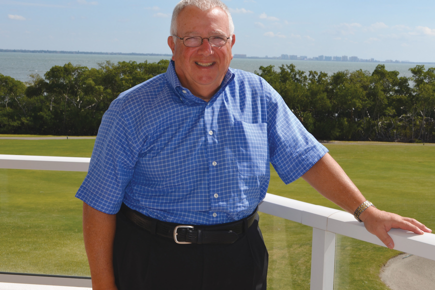 Terry Gans is confident Longboat Key can continue to be attractive to future buyers if it changes its code to allow for redevelopment.