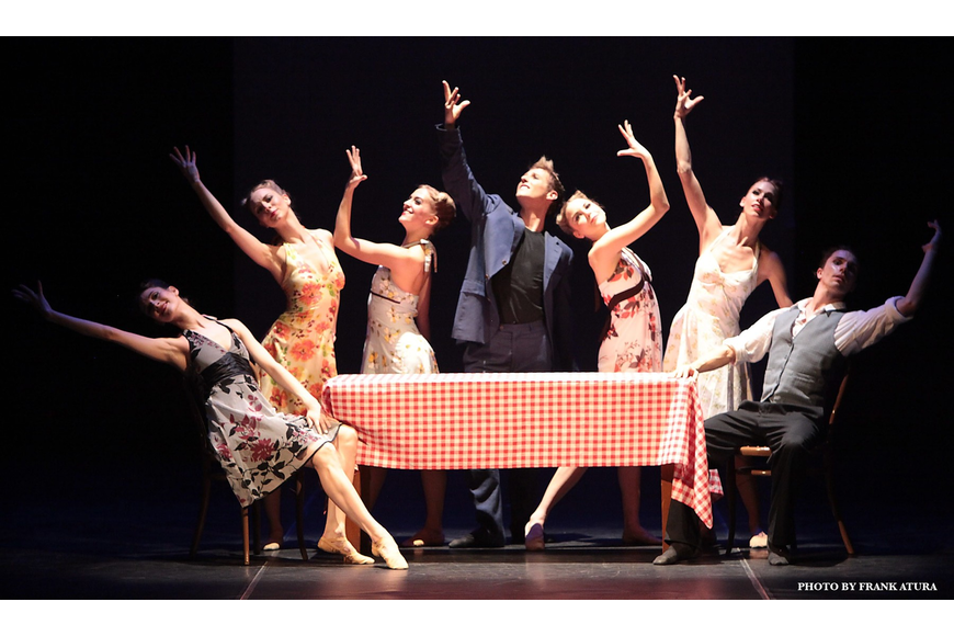 "The Sarasota Ballet presented ""I Naploetani"" Courtesy."