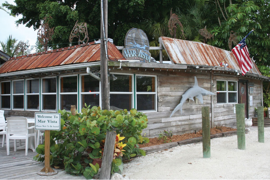 Both the Planning and Zoning Board and the Longboat Key Town Commission will review a Mar Vista Dockside Restaurant & Pub project application for a second time. File photo.
