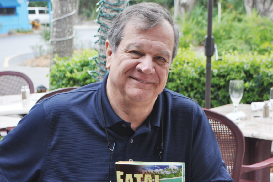"H. Terrell ""Terry"" Griffin released his seventh Matt Royal mystery, ""Fatal Decree,"" in 2012. His latest book, though, doesn't include protagonist Matt Royal. File photo."