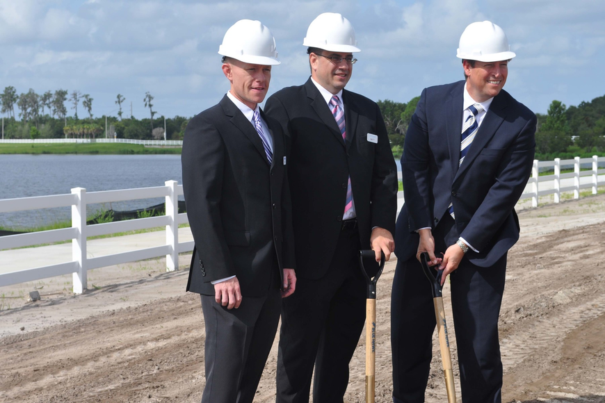 Lennar Director of Sales and Marketing Matt Devereaux, Lennar 