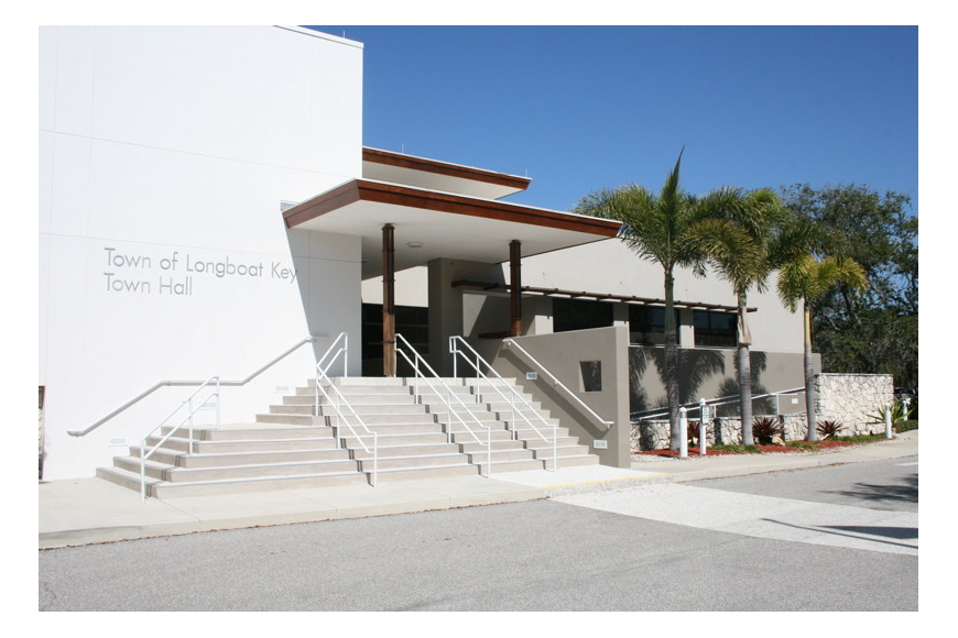 Interviews for the Urban Land Institute study will take place at Longboat Key Town Hall.