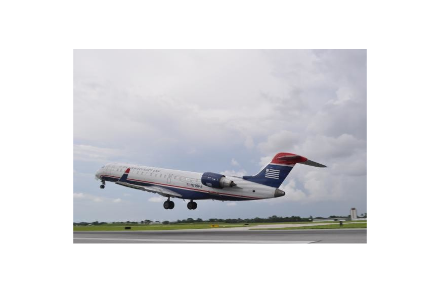 Airport officials report that more than 1 million passengers have traveled through Sarasota-Bradenton International Airport in the past 12 months.