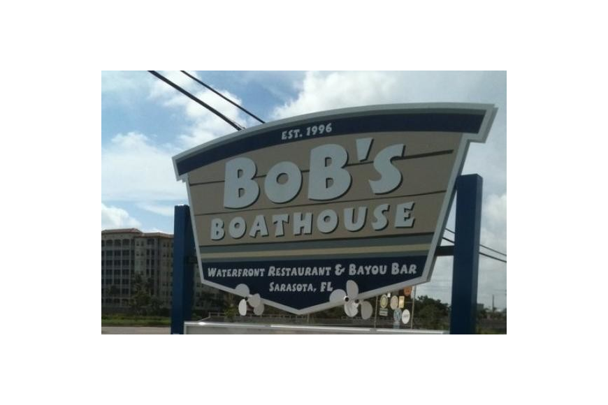 Years after closing its Siesta Key location, Bob's Boathouse opened this fall on Tamiami Trail.