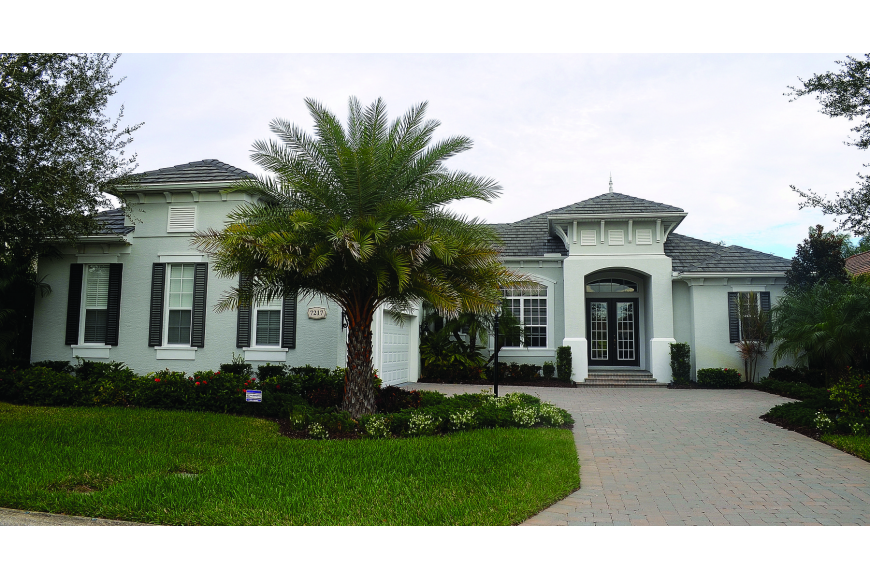Amanda Sebastiano. Country Club Village at Lakewood Ranch home, which has four bedrooms, four baths, a pool and 3,861 square feet of living area, sold for $850,000.