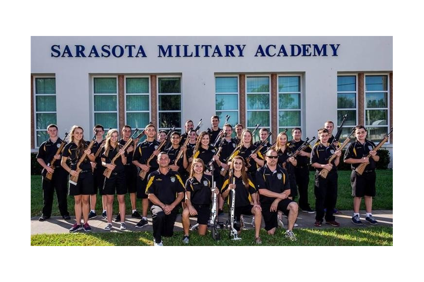 The SMA rifle team is a co-ed team made up of Sporter and Precision shooting.(Courtesy Photo)