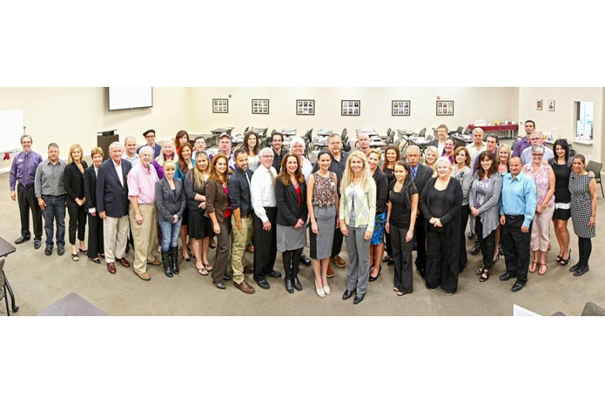 The Sarasota Association of Realtors added 48 new members in February. Courtesy Photo